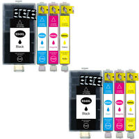 8x Ink Cartridges for HP 934XL 935XL Officejet Pro 6830 6835 6230 6812 6815 6820