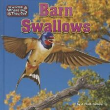 Barn Swallows (In Winter, Where Do They Go?)-ExLibrary