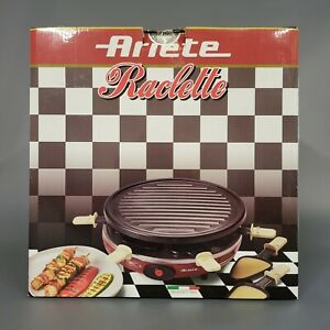 Ariete Raclette and Fondue Machine / Hotplate / Cookware - NEW