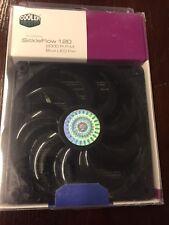 Cooler Master 120mm LED Blue Sleeve (2 in 1) Fan