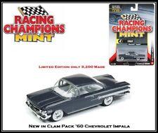 Racing Champions 1:64 Diecast Car '60 Chevy Impala Ltd Edition By Auto World