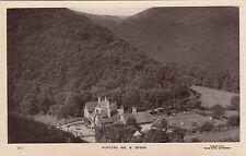 Postcard - Ilfracombe - Hunters Inn