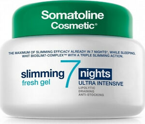 Somatoline Cosmetic 7 Nights Ultra Intensive Slimming Fresh Gel 250ml / 400ml