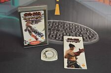 TEKKEN DARK RESURRECTION PLATINUM SONY PSP ENVÍO 24/48H COMBINED SHIPPING