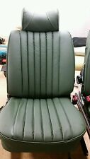 Mercedes 450sl 350sl leather seat covers