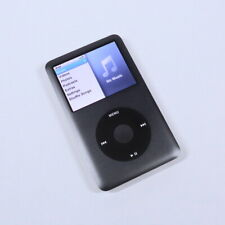 Apple iPod Classic Grey Black 160GB 7th Generation Slim MP3 WARRANTY EXCELLENT