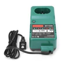 MT1008 universale Carica batteria trapano elettrico 7.2/9.6/12/14.4/18V durevole