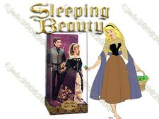 AURORA and PRINCE PHILLIP Doll Set. - Disney Fairytale Designer Collection