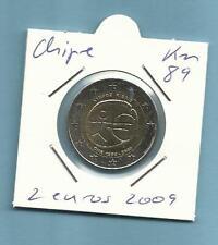 MONEDA DOS EUROS CHIPRE 2009