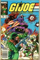 G.I. Joe A Real American Hero #19-1984 vf 8.0 1st Marvel Newsstand GI G I