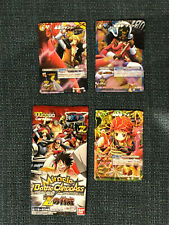 One Piece Miracle Battle Carddass OP13 Boost Rare X 3 (72-74-76)