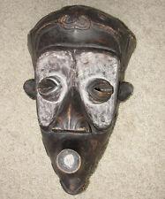 CHOKWE / BEMBE ALUNGA MASK CONGO AFRICA AFRICAN ART AFRIKA AFRICANO MASQUE