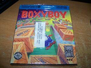 TURBO GRAFX 16 ))==========BOXY BOY==========((  TURBO  GRAFX  16  ))