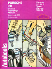 SHOP MANUAL PORSCHE 911 SERVICE REPAIR BOOK AUTOBOOKS OWNERS WORKSHOP HAYNES