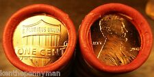 2016 P LINCOLN CENT ROLL IN ORIGINAL BANK WRAP ! ! ! PENNY ROLL