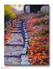 Artist Impressionism Seasons Art Paintings