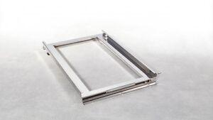 RATIONAL Run-in Rail for Mobile oven racks - Model 62 - 60.62.094