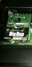 Roland super JV 1080 rackmount synthesizer with 2 sr jv-80 expansion cards.