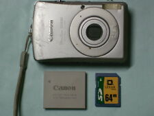 CANON POWERSHOT SD630 DIGIAL ELPTH CAMERA WITH 6.0 MEGAPIXELS