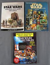 Star Wars Galaxy's Greatest House of Collectibles & Tomart's Price Guides SC VG