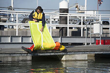SeaSafe Hypo Hoist - Man Over Board Rescue with Ladder