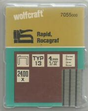Wolfcraft Clip Type 013, 4 mm, Pack 2400 Piece