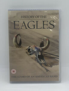 The Eagles: History of the Eagles DVD (2013) 2 discs