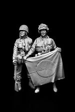 120mm 1/16 WWII US Airborne , Normandy 1944