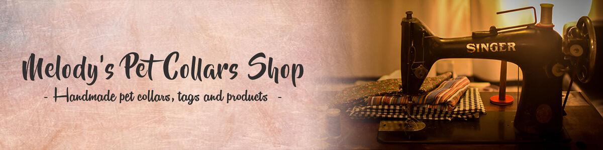 Melody's Pet Collars Shop