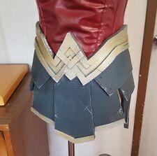 Custom urethene Justice League Wonder Woman Batman v Superman Cosplay Skirt set