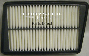 AIR FILTER CHRYSLER JEEP / WRANGLER UP TO 2006 O.E 05019443AA ADA102224
