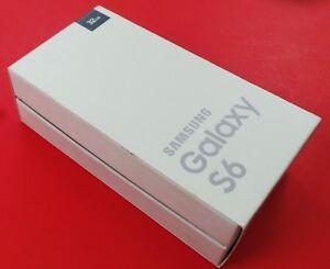 "Near Mint <Sprint> Samsung Galaxy S6 32GB G920P 4G LTE 5.1"" Android Smartphone"