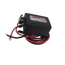WARRIOR 200 amp 12v Electric Winch Albright Style Solenoid Housing Up to 4500lb