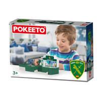 Pokeeto Comisaría Guardia Civil (Maletín) - Producto Oficial - Incluye 1 Figura