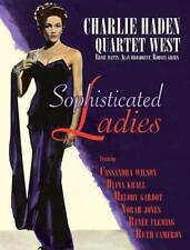 Charlie Haden Quartet West - Sophisticated Ladies  CD  NEU  (2010)