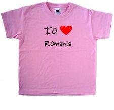 Abbigliamento per bambine dai 2 ai 16 anni da Romania