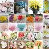 35 Stile Künstliche Seidenblumen Pfingstrose Kunstblumen Blumenstrauß Hochzeit