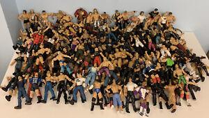 "Jakks Pacific WWE 7"" Wrestling Action Figure Loose 1990s 2000s Grab Bag READ"