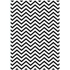 "5""x7"" Darice Embossing Folder CHEVRON Pattern #1218-96  Zig Zag Background"