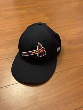 Mens Atlanta Braves MLB New Era 5950 BP Hat Size 7 Spring Training FL