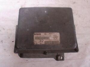 calculateur bosch MA3.1 , 1 prise , 0261204625 / 9630278480 (réf 4924)