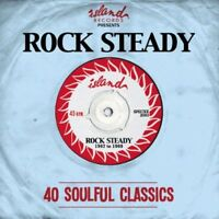Various Artists - Island Presents: Rock Steady / Various [New CD]