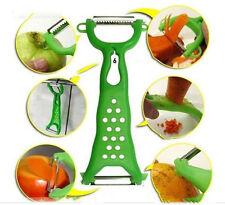 Gemüse Obstschäler Parer Julienne Cutter Slicer Küche Werkzeug NB