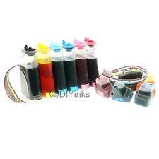 Continuous Ink Supply System for HP 02 D7245 D7255 D7260 D7263 D7268 D7345 D7355