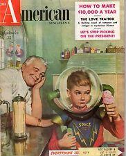 1953 American September-Space Suit, ice Cream;Michigan Ave;Tyler TX;Provo Utah
