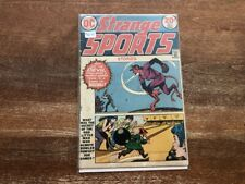 Strange Sports Stories #1 Baseball, Bowling
