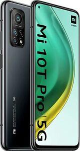 Xiaomi Mi 10T Pro 8GB 256GB - Cosmic Black (Dual SIM) UK Unlocked - NEW