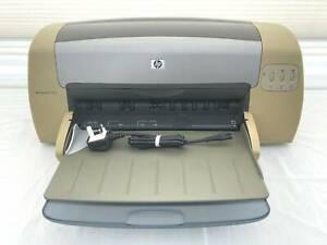 HP DeskJet 9300 A3 Colour Inkjet Printer C8136A FAULTY DOES NOT PICK UP PAPER