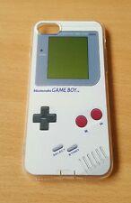 iphone 7 Hülle Case Schutzhülle Gameboy Game Boy Cover Motiv