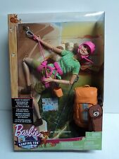 Made to Move Barbie Camping Fun Rock Climber Fashion Doll Lot C